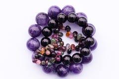 Bracelet en cristal 2 images stock