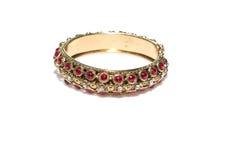 Bracelet expansible de dames contre photo stock
