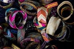 Bracelet handmade . Stock Images