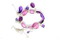 Bracelet isolated stock images