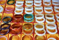 Bracelet jewelry Stock Images