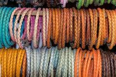 Bracelet multi de couleur à vendre Images stock