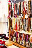 Bracelet and necklace Stock Photography