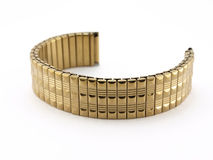 Bracelet for watch Stock Photo
