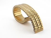Bracelet for watch Royalty Free Stock Image