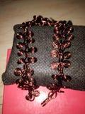 bracelete de cobre Imagens de Stock