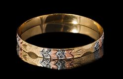 Bracelete de Goldish fotos de stock