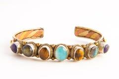 Bracelete de Nepal Imagem de Stock Royalty Free