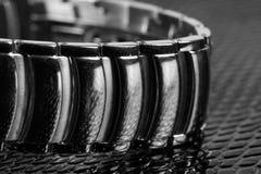 Bracelete de relógio imagem de stock
