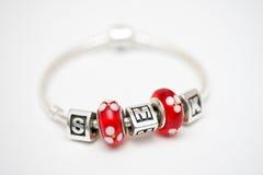 Bracelete do encanto Imagem de Stock Royalty Free