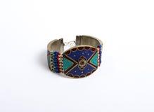 Bracelete do leste com um teste padrão Imagem de Stock Royalty Free