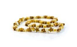 Bracelete dos grânulos Fotografia de Stock Royalty Free