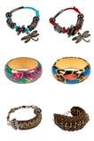 Braceletes Photographie stock libre de droits