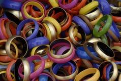 Braceletes Collectible Imagens de Stock