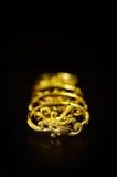 Braceletes do casamento do chinês tradicional Fotos de Stock Royalty Free