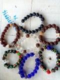 bracelets fotografia stock