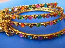 Bracelets Photo libre de droits