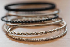 Bracelets Royalty Free Stock Photos