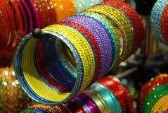 Bracelets Photographie stock libre de droits