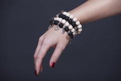 bracelets Fotografia de Stock Royalty Free
