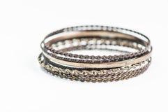 bracelets Immagini Stock Libere da Diritti