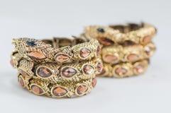 bracelets Fotografie Stock Libere da Diritti