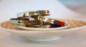 bracelets Stockfotos
