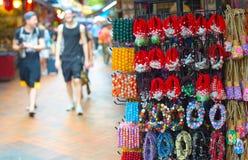 Gifts at Chinatown market , Singapore Royalty Free Stock Image