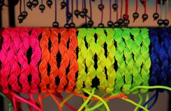 Bracelets Royalty Free Stock Images