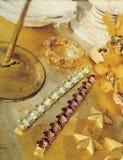 Bracelets Colored Opal Stock Images