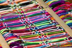 Bracelets d'amitié Photographie stock libre de droits