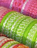 Bracelets d'artisan Image stock