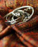 Bracelets de bracelet Photo libre de droits