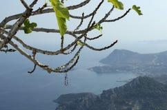 Bracelets dedicated to the virgin Mary Tsampika Royalty Free Stock Photos