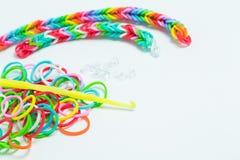 Bracelets made of gum Stock Images