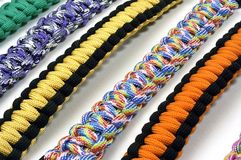 Free Bracelets Of Survival Royalty Free Stock Photography - 30919237