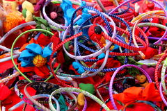 Bracelets and ornaments Stock Photography