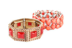 Bracelets Royalty Free Stock Photography