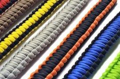 Bracelets of survival Royalty Free Stock Image