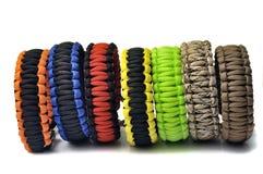 Bracelets of survival Stock Images