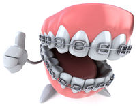 Braces Stock Images