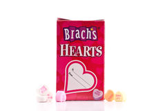 Brach's Heart Candy Royalty Free Stock Images
