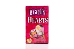 Brach's Hearts Brand Candy Royalty Free Stock Image