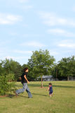 bracia chase park grać Fotografia Royalty Free