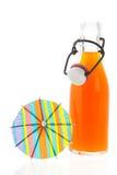 Bracket bottle soft drink Stock Photography