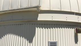 Brackett-Observatorium-Frühling stock video footage