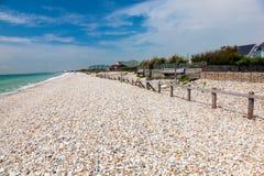 Bracklesham Bay West Sussex, England Stock Image