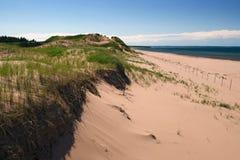 Brackley海滩 免版税库存图片