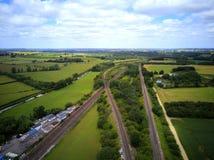 Brackley United Kingdom. Taken in 2017 taken in HDR Stock Photography