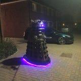 Bracknell Dalek Fotografia de Stock Royalty Free